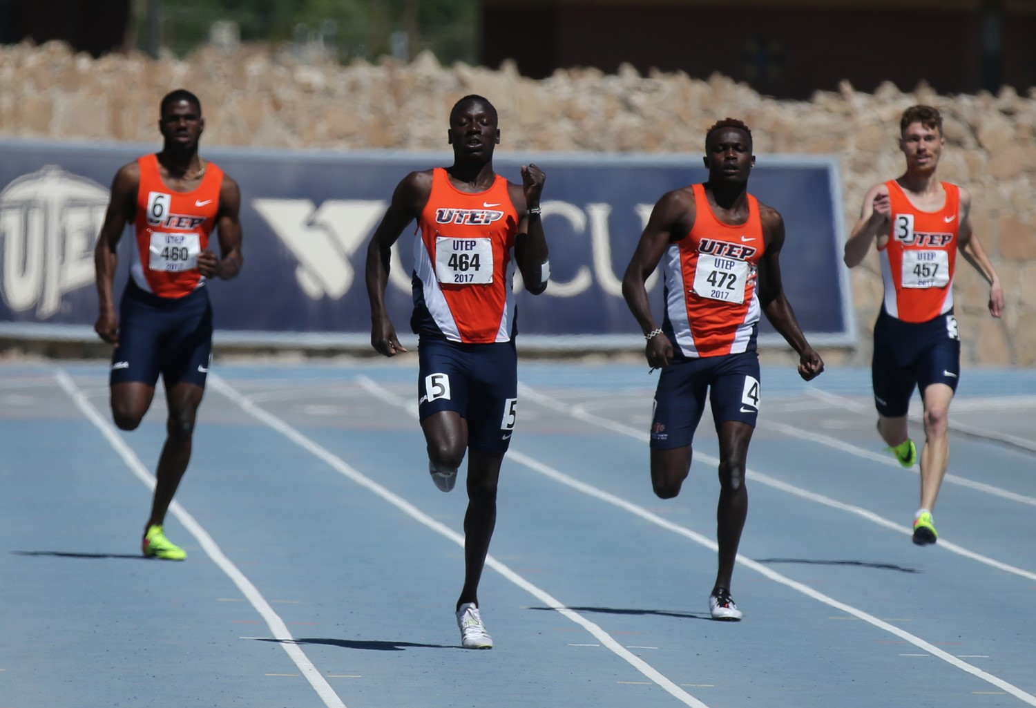The Official Site Of UTEP Athletics - Us track and field map my run